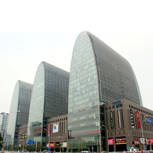 北京西环广场(West Central Plaza,Beijing)